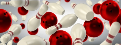 3D Bowl - Bowling Alley Design