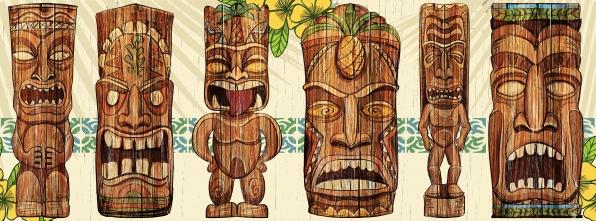 Aloha - Bowling Alley Design