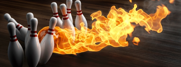 Fire Strike - Bowling Alley Design