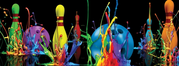 Paints - Bowling Alley Design