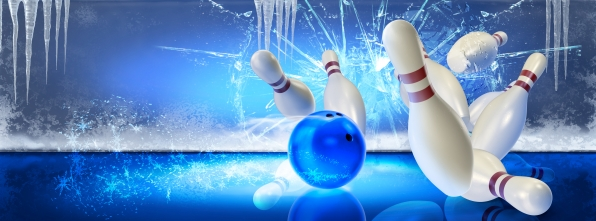 Frost Strike - Bowling Alley Design