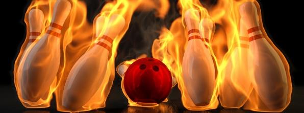 Scorcher - Bowling Alley Design