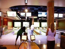10 lane bowling package - Brunswick