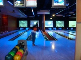 glow bowling lanes