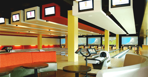 Red Pin Bowling Lounge