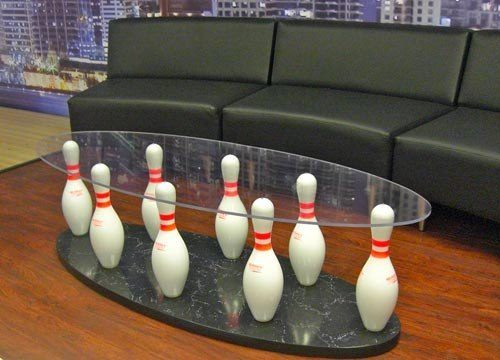 Bowling Tables