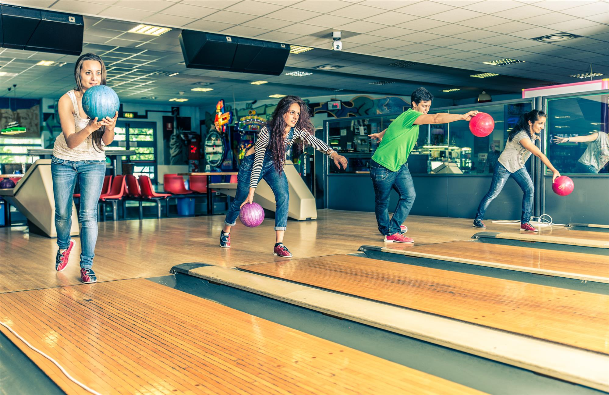 Bowling Equipment Advantages