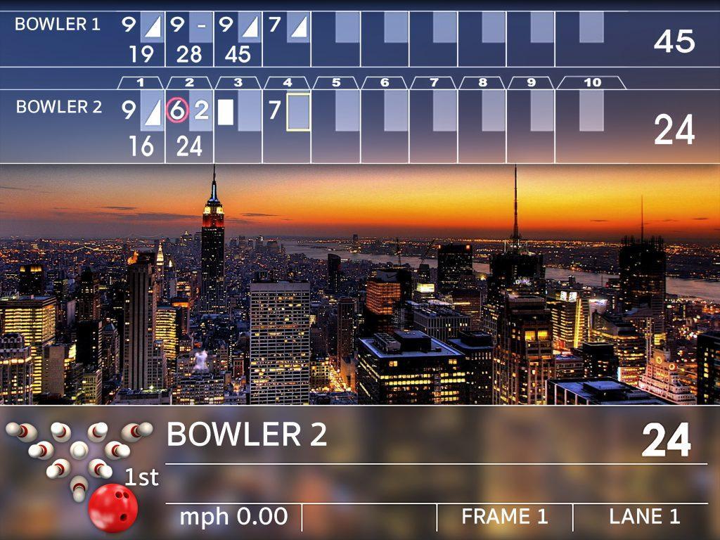 Bowling Alley Scoring Systems Murrey International