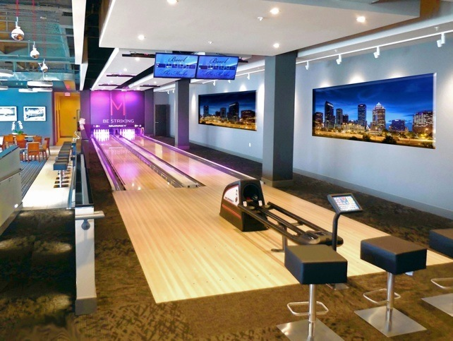Home Bowling Alley Installations Residential Bowling Alleys