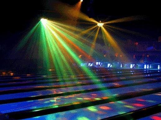 Bowling Alley Lanefx Led Lighting