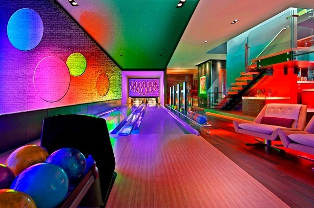 home bowling lanes, home bowling installation